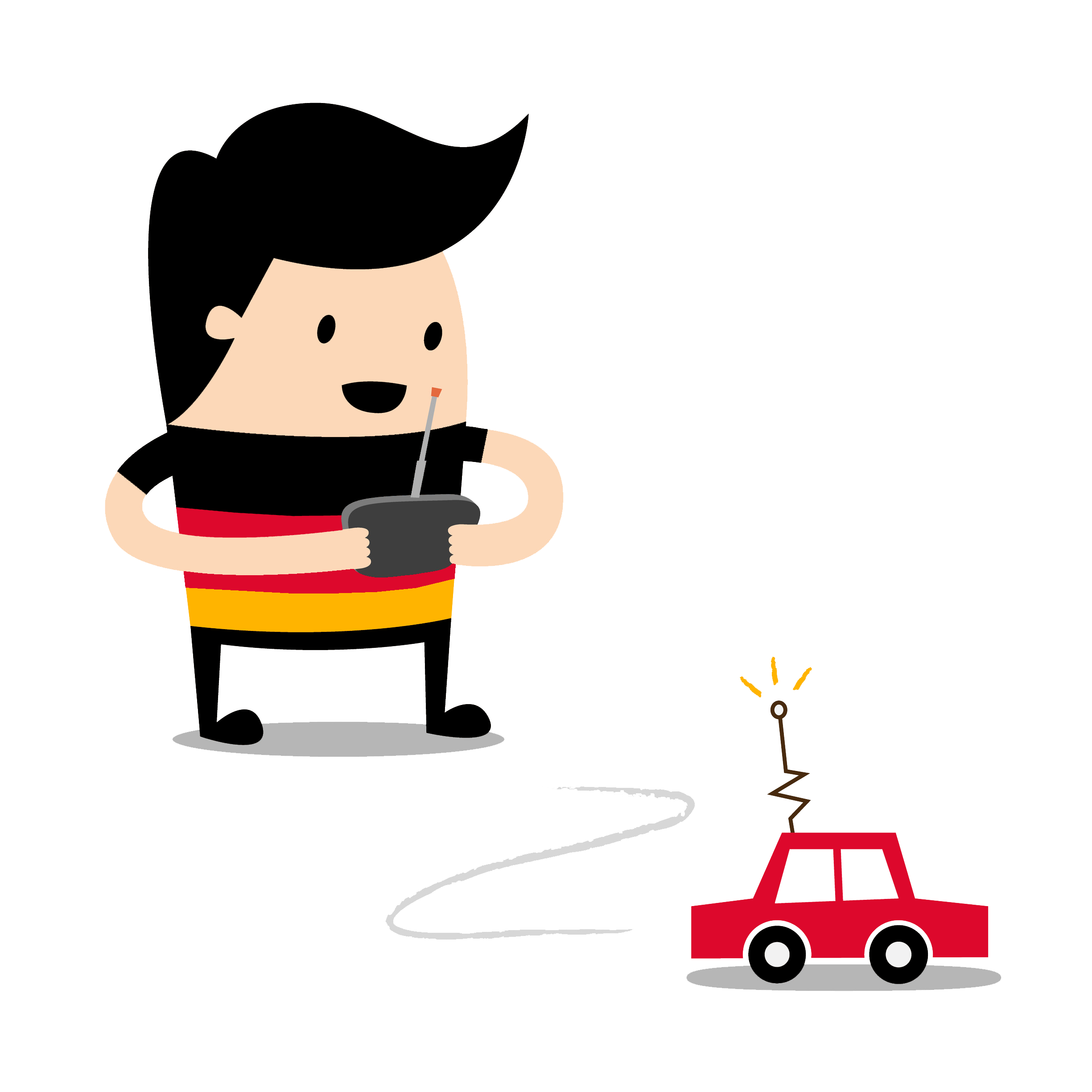 mannetje-german-car
