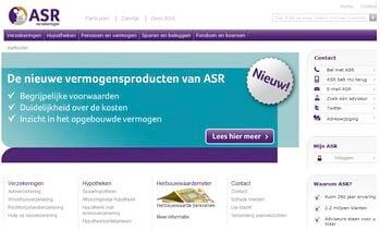 Website ASR after migration