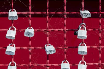 locks_wall