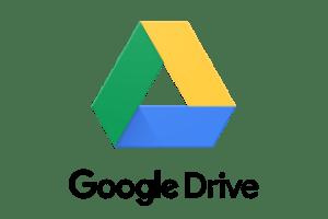 API to Google Drive