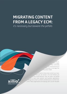 White Paper Legacy ECM Migrations