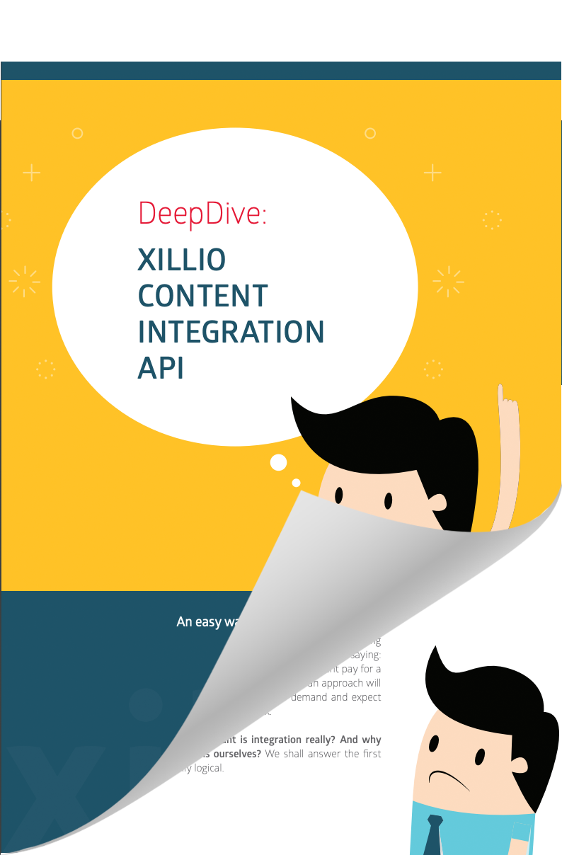 Content Integration API White paper