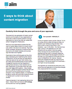 AIIM tipsheet_5_ways_to_think_about_migration