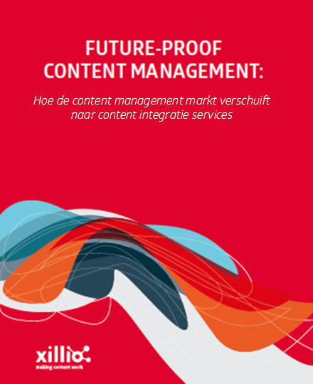 White paper Future Proof Content Management NL