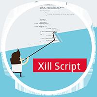 easy Xill scripting language