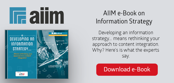 AIIM e-Book Information Strategy