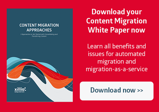 5 ways to do a content migration