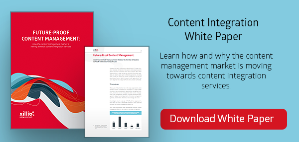 Content Integration White Paper
