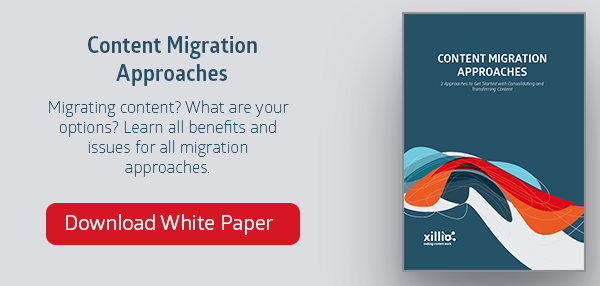 white paper content migration approaches