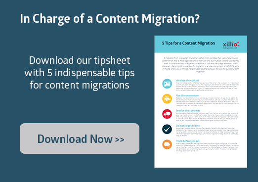 5 tips for a successful content migration