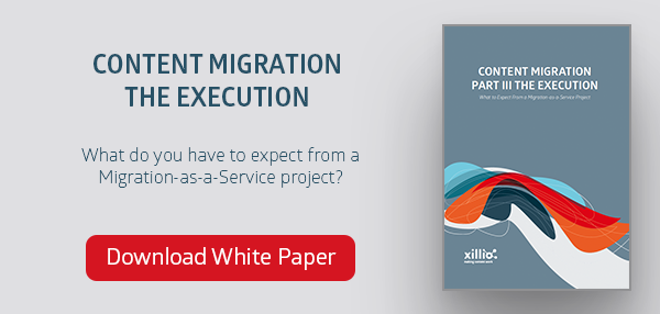 What to Expect from a Migration as a Service project