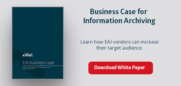 How Enterprise Information Archiving Vendors can sell more