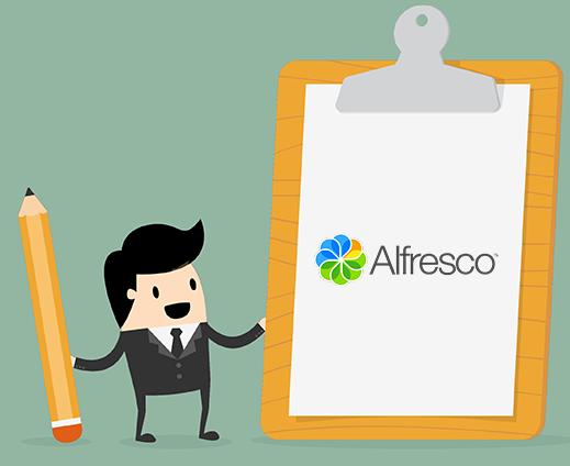 alfresco content and data migration