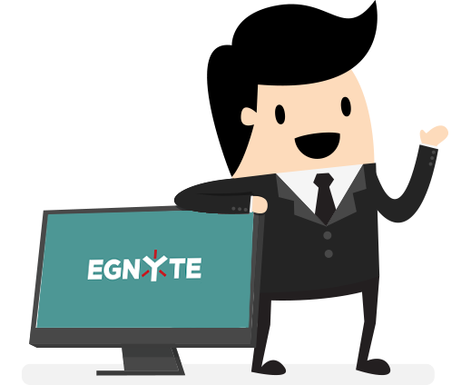 integrate Egnyte content