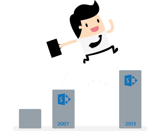 Upgrade Sharepoint to 2013