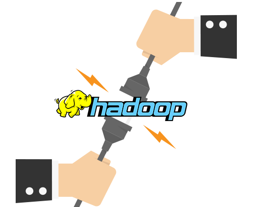 Hadoop data import