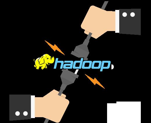 Hadoop data import