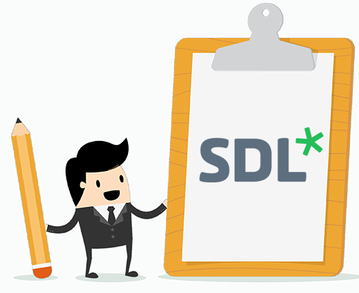 SDL integration content repositories