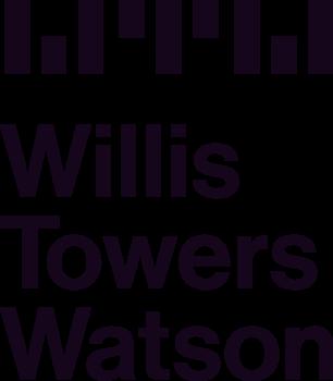 Black logo - Willis Towers Watson