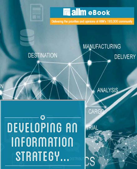 AIIM eBook Developing an information strategy