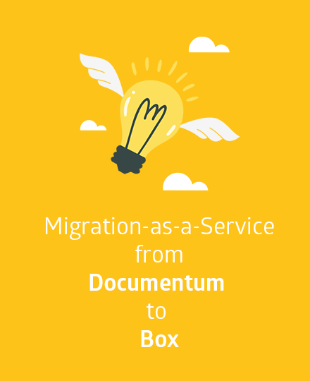 Migration from documentum to Box