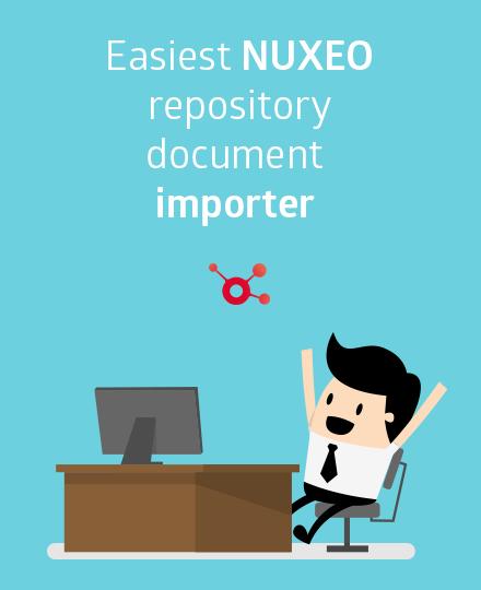 Nuxeo document importer