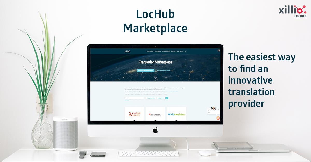 Linkedin LocHub Marketplace