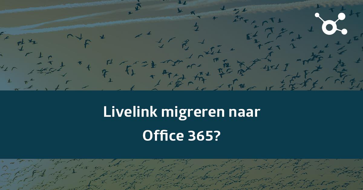 livelink migreren naar SPo?